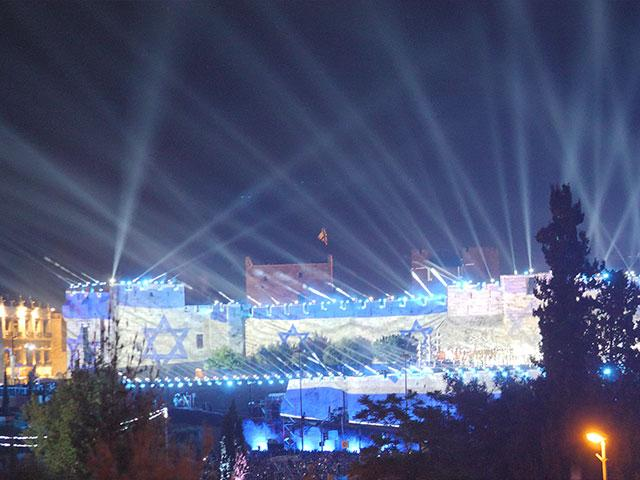 Celebrating 50 Years of Reunited Jerusalem, Photo CBN News, Jonathan Goff