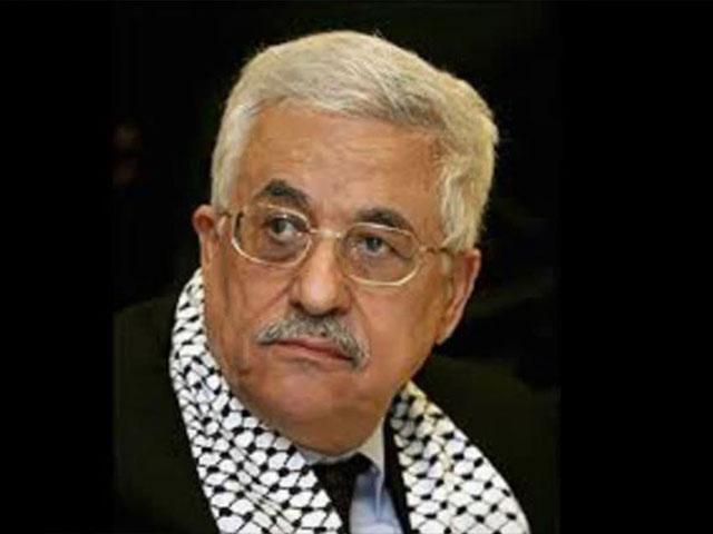 PA Chairman Mahmoud Abbas, AP file photo