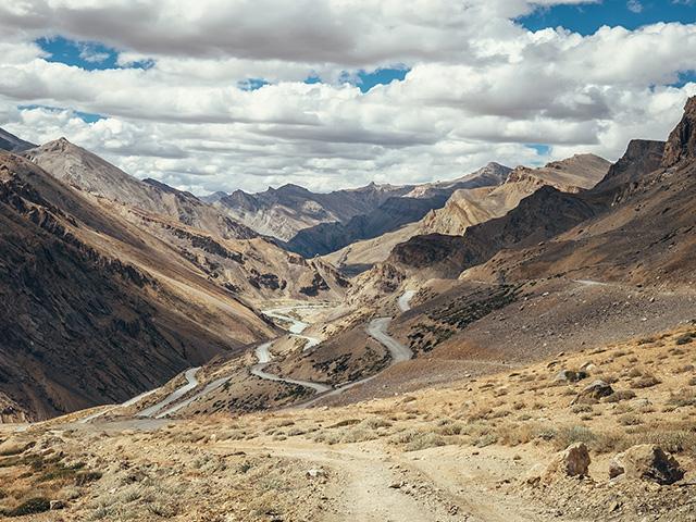afghan-road