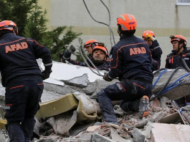 Albania earthquake
