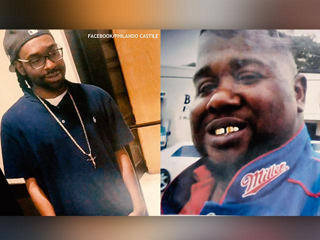 Alton Sterling Philando Castile