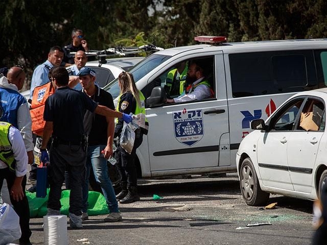Ammunition Hill attack, Courtesy TPS, Hillel Maeir