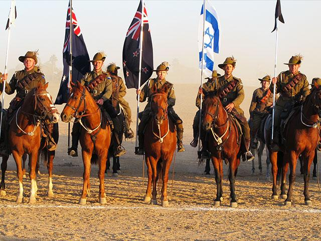 ANZAC Centennial Celebration, Photo, CBN News