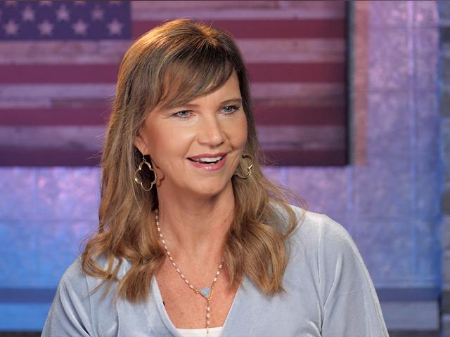 Missy Robertson. (Image credit: CBN News)