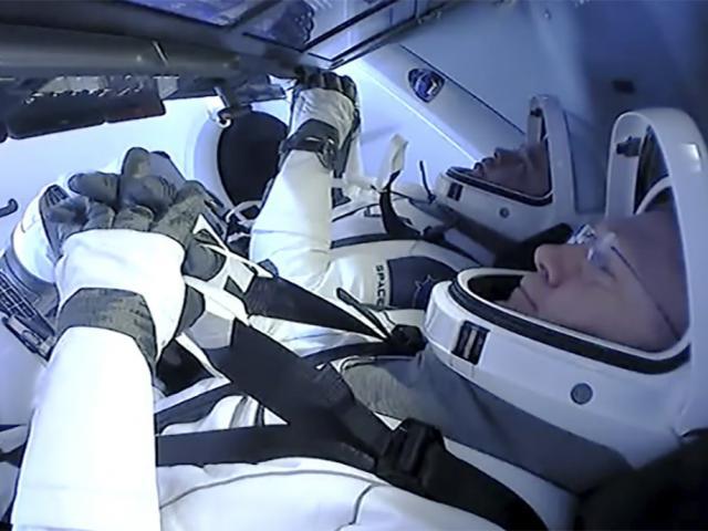 Image Source: (SpaceX via AP)