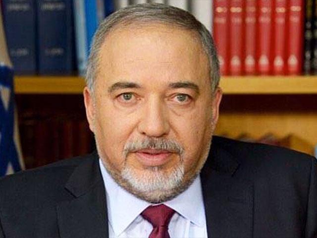 Israeli Defense Minister Avigdor Lieberman, Photo, Facebook