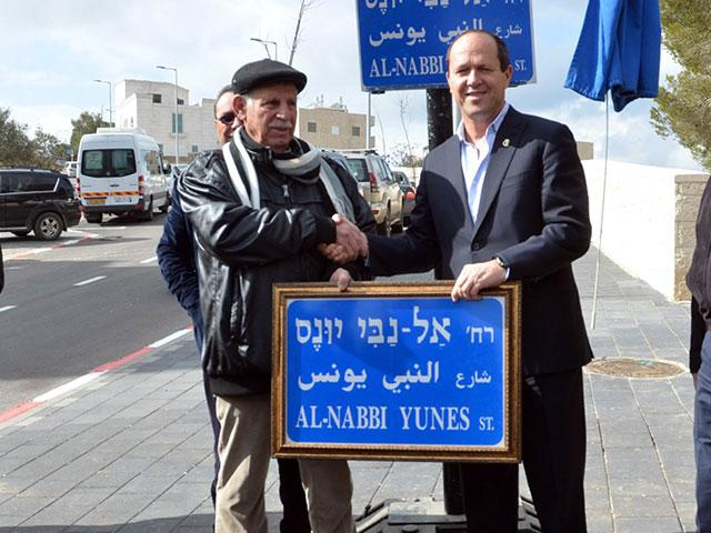 Jerusalem Mayor Nir Barkat, Photo, Jacki Levi, GPO