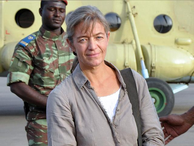 Swiss missionary Beatrice Stockli was murdered by Islamic extremists in Mali  (AP Photo/Brahima Ouedraogo, File)