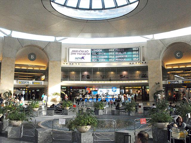 Ben Gurion International Airport Duty Free Shops, Photo, GPO, Moshe Milner