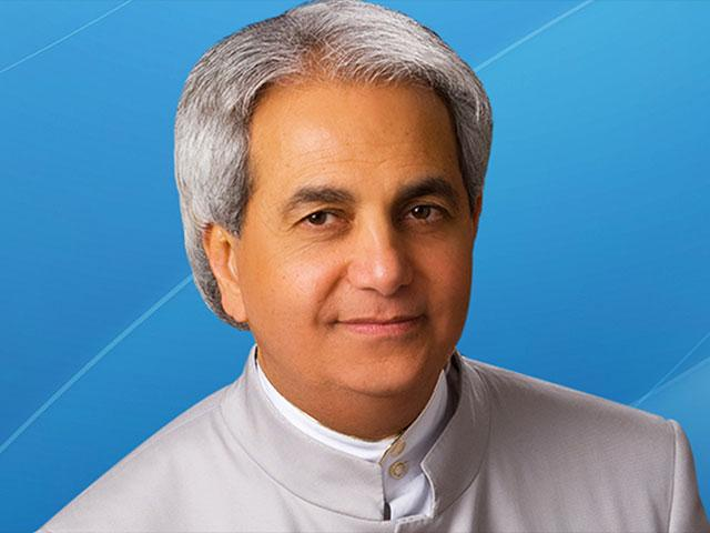 Evangelist Benny Hinn, Photo, Facebook