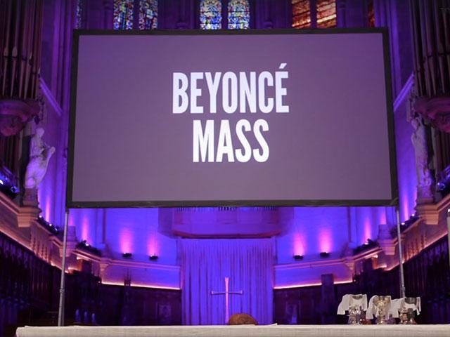 Beyonce Mass