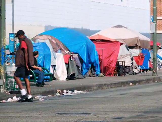 LA Homeless Crisis