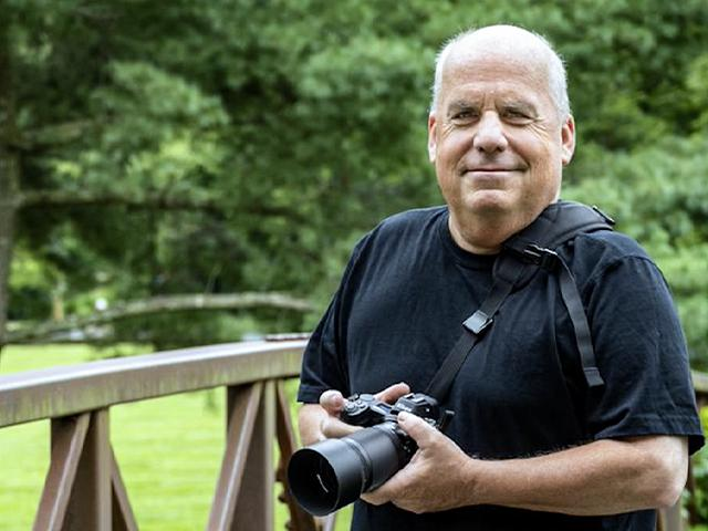 Virginia photographer Bob Updegrove