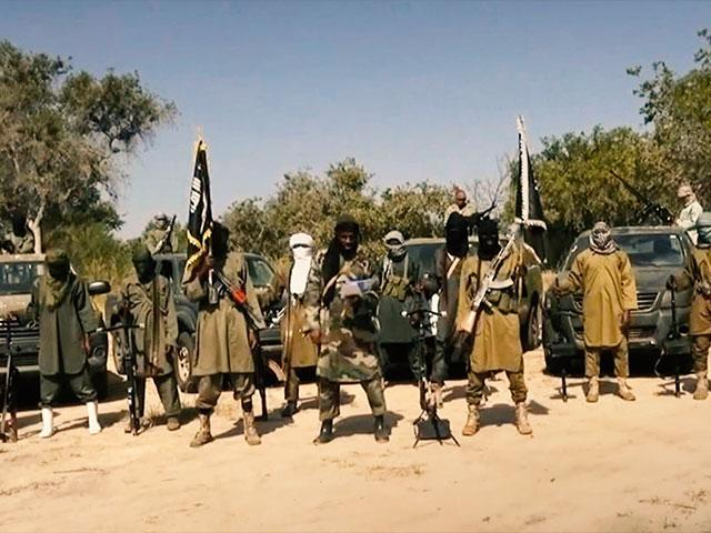 Grupo terrorista Boko Haram.