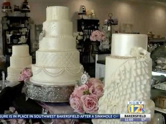 wedding cake business profitable 300 000 settlement federal court for judge fired 22137