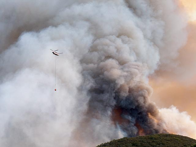 cawildfires