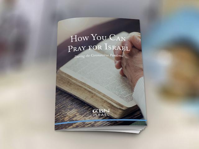 Israel Coronavirus Prayer Guide