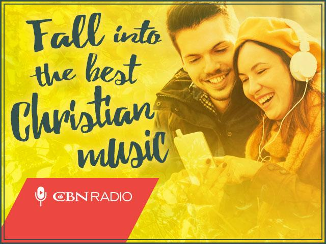 Fall Into The Best Christian Music with CBN Radio