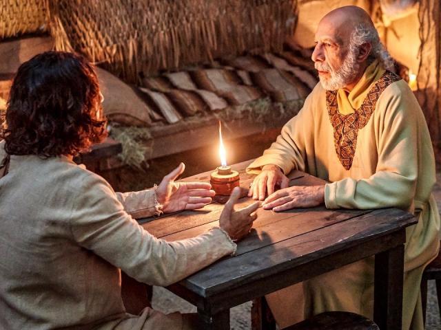 the chosen tv show nicodemus and jesus