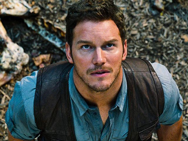 Actor Chris Pratt.