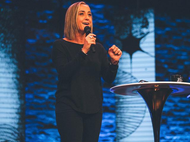 Christine Caine: How Did I Get Here?