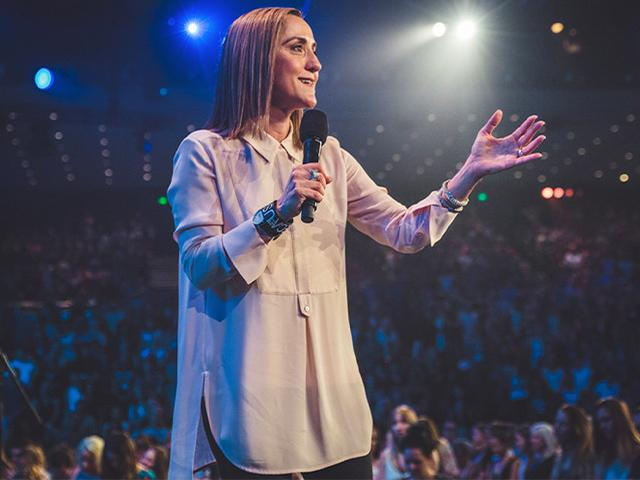 Christine Caine podcast