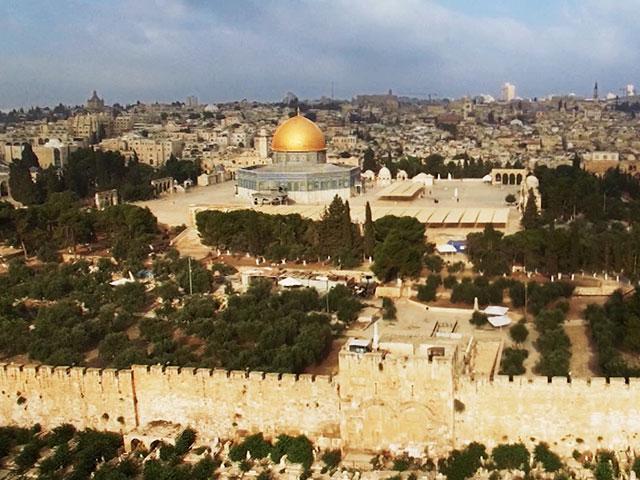 Jerusalem, Photo CBN News, Jonathan Goff