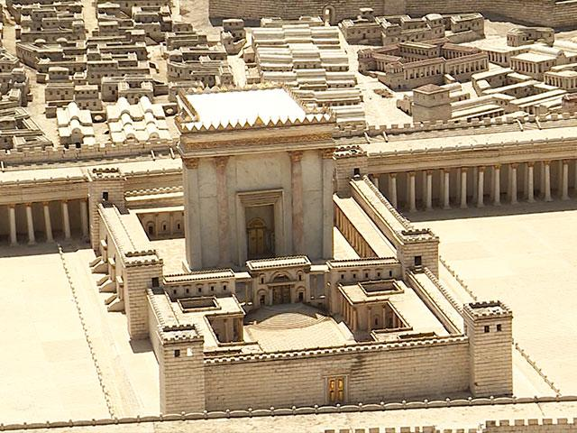 Model of the Third Temple