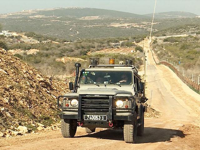 IDF Patrol, Photo, CBN News