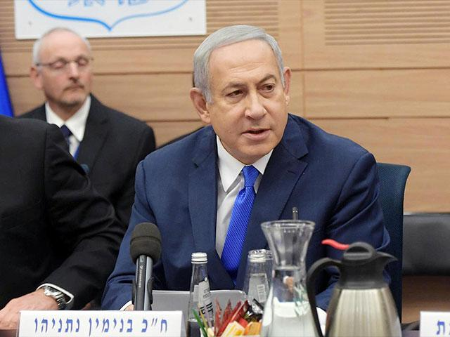 Israeli Prime Minister Benjamin Netanyahu Meets with Cabinet Ministers, Photo, GPO