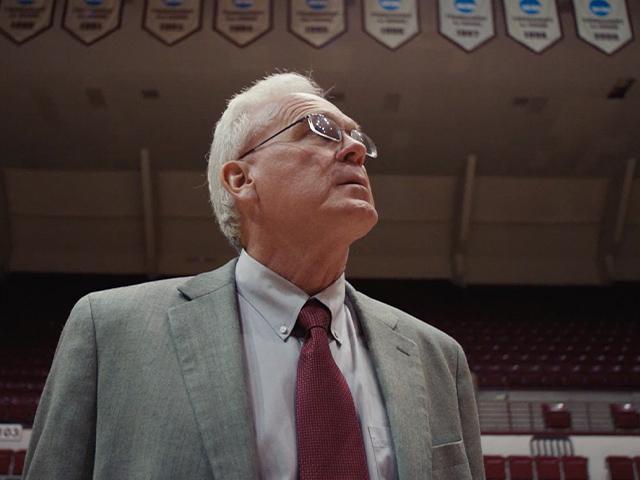 Coach Rob Selvig
