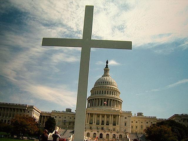 Cross, Capitol