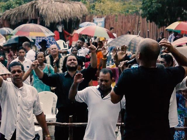 Cuba Evangelism Campaign