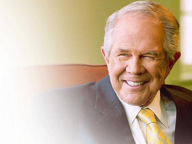 Pat Robertson fundador de CBN.