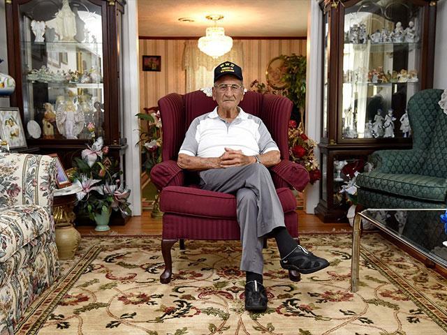 D-Day Veteran Dennis Trudeau