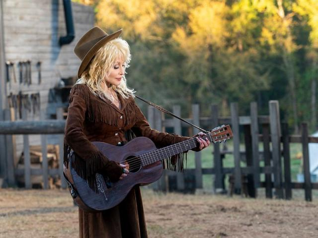 Dolly Parton Heartstrings