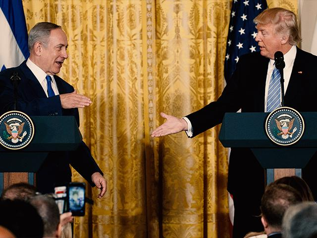 Trump, Netanyahu First Meeting