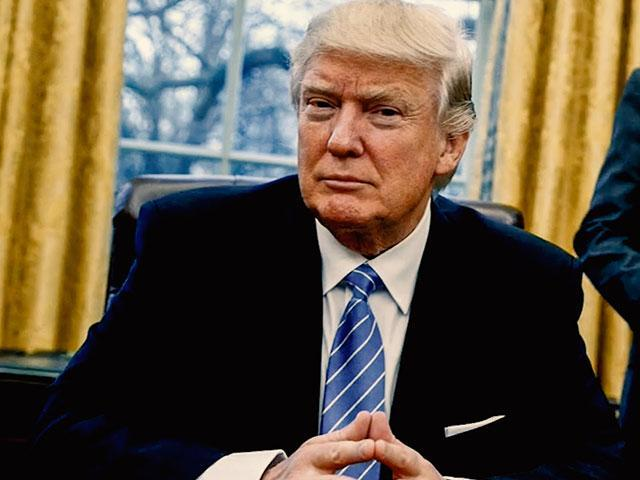 Presidente Donald Trump.