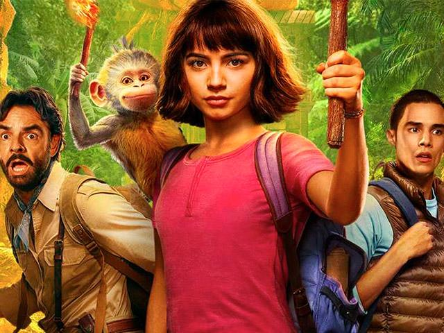 Dora and the Lost City of Gold movie review