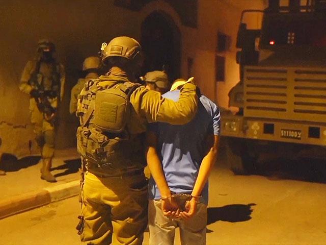 Terrorist Taken into Custody, Photo, AP