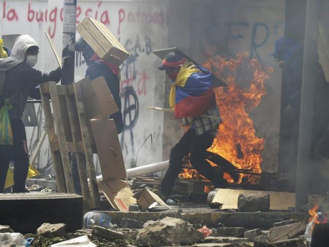 Ecuador AP