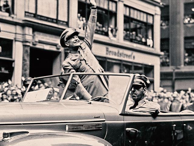 Gen. Dwight D. Eisenhower