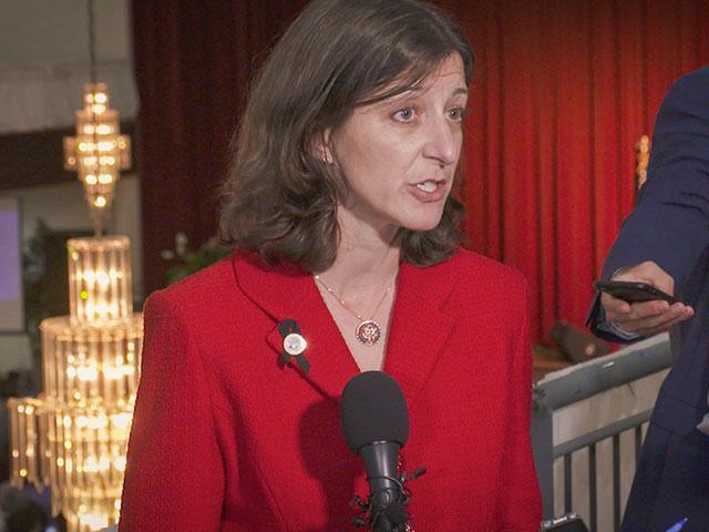 Rep. Elaine Luria (D-VA)