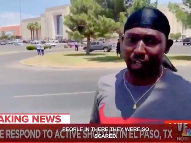 El Paso hero Glen Oakley (Image: Screen Shot / KTSM NEWS)