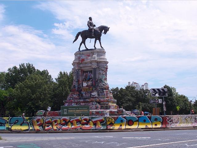 Robert E. Lee Statue, Richmond