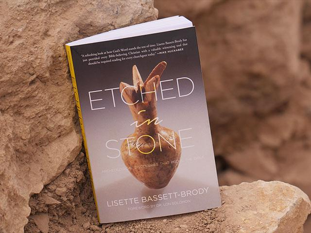 """Etched in Stone: Archaeological Discoveries that Prove the Bible,"" Photo, CBN News"