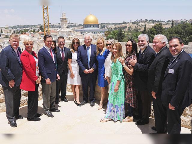 Faith Advisory Board, Photo, CBN News, Jonathan Goff