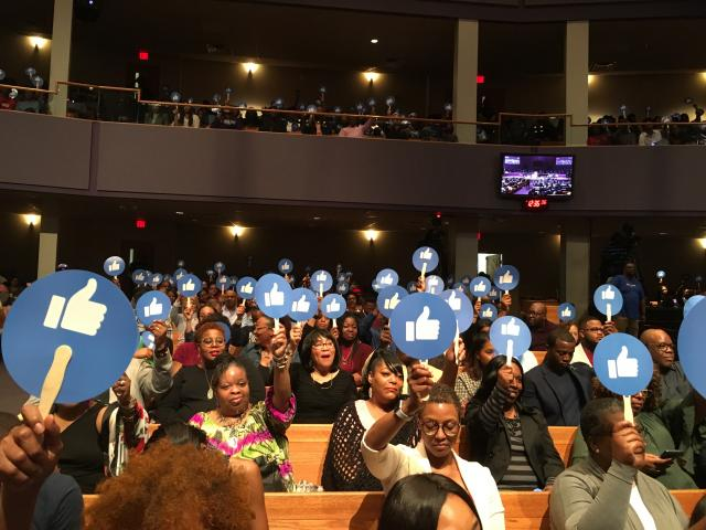Facebook partners with Nashville megachurch/CBN News