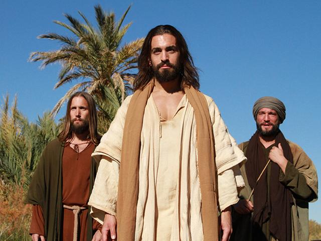 Finding Jesus: Faith, Fact, Forgery tv show