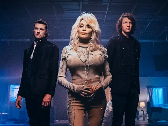 for king & country, dolly parton